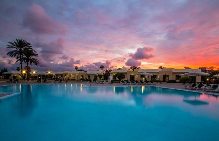 Alojamiento deportivo en Lanzarote; Apartamentos Club Santa Rosa