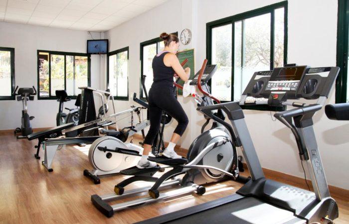 Alojamiento deportivo en Lanzarote; Instalaciones Club Santa Rosa