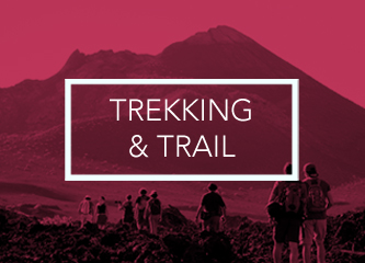 Trekking and Trail