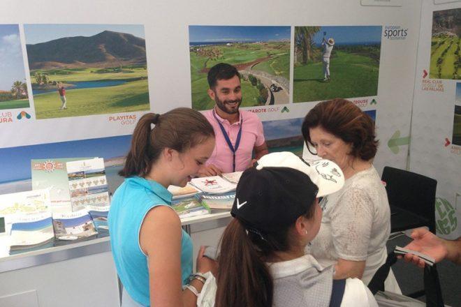 Presentamos las cualidades de Lanzarote como destino de golf en el BMW International Open 2016.