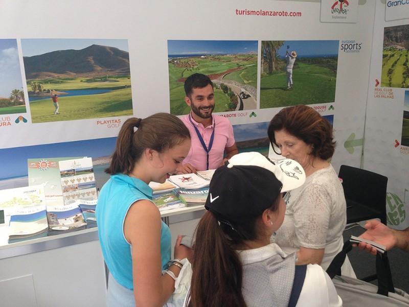 Lanzarote destino de golf
