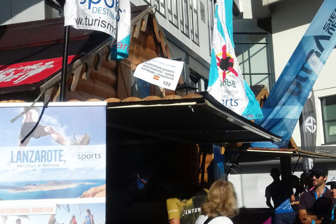 Lanzarote European Sports Destination presente en la Ultra Trail Du Mont Blanc