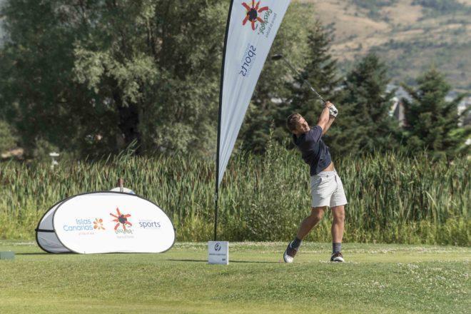 Lanzarote ESD sigue rodando por los mejores campos de golf nacionales
