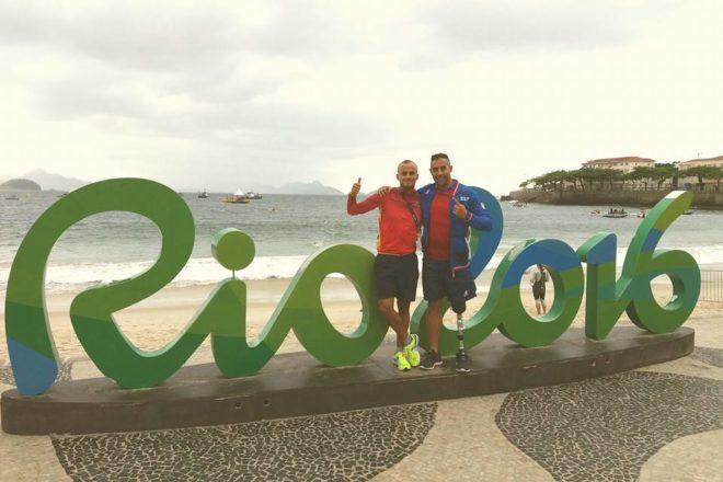 Lionel Morales, diploma olímpico y séptima plaza en Río 2016