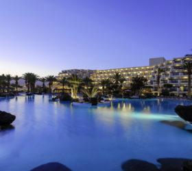 Alojamientos de golf en Lanzarote; Hotel Meliá Salina
