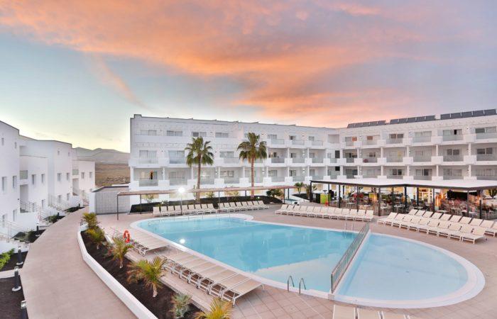 Alojamiento de golf en Lanzarote; Hotel Aequora Lanzarote Suites