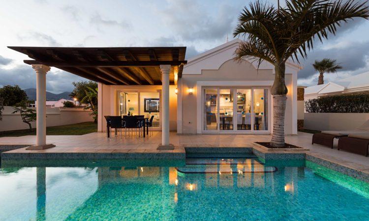 Alojamiento de golf en Lanzarote; Alondra Villas & Suites