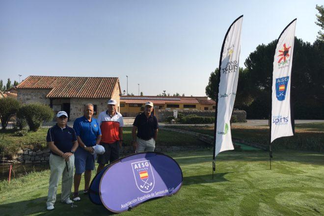 Comienza con éxito la séptima edición del Lanzarote Golf Tour AESGOLF – Trofeo Grand Teguise Playa 2017