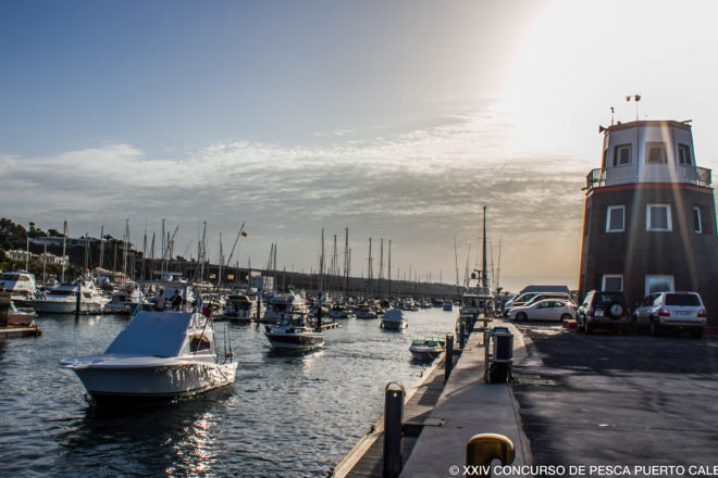 Comienza la cuenta atrás para el XXV Concurso de Pesca de Altura de Puerto Calero