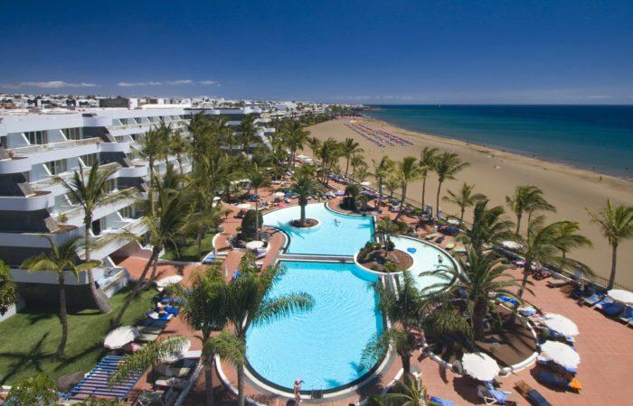 Pool view - Suitehotel Fariones Playa