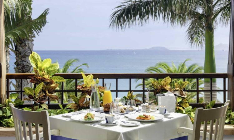 Princesa Yaiza Suite Hotel Resort 5 Luxury - Breakfast Restaurant Isla de Lobos