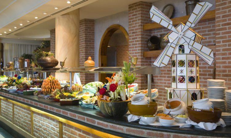 Restaurant - Suite Hotel Fariones Playa