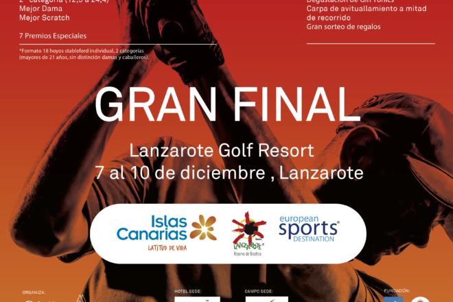 En la cuenta atrás para la Gran Final del Circuito Premium Gambito Golf 2017