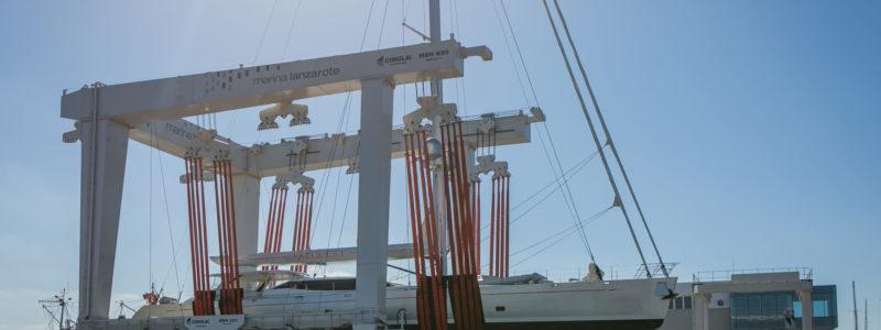 Marina Lanzarote - Shipyard Services