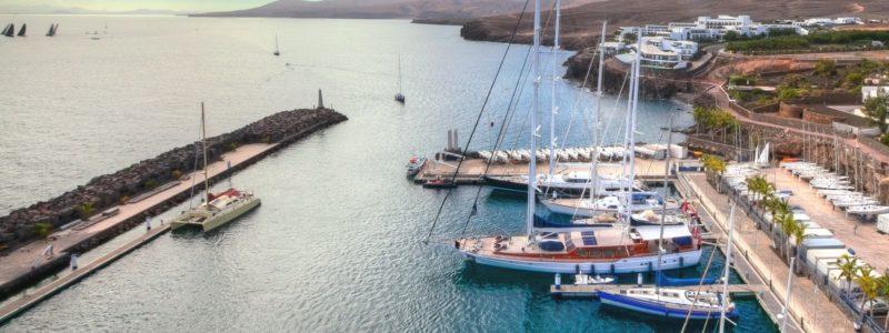 Puerto Calero - Entry