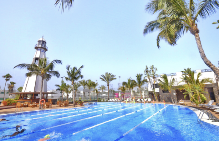 Centro Deportivo Fariones, Lanzarote
