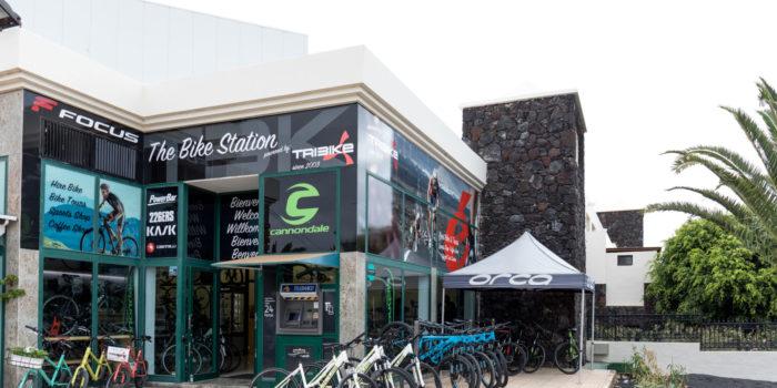 Tribike The Bike Station