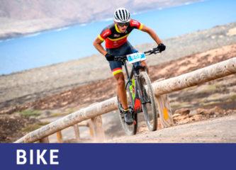 Ciclismo en Lanzarote