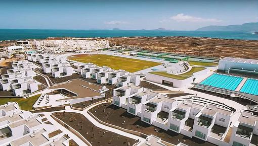 alojamiento deportivo en Lanzarote