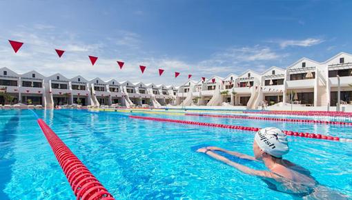 alojamiento deportivo en Lanzarote; Sands Beach Resort