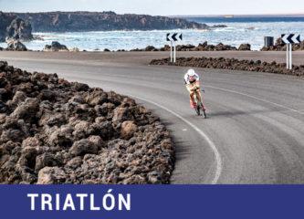 Triatlón en Lanzarote