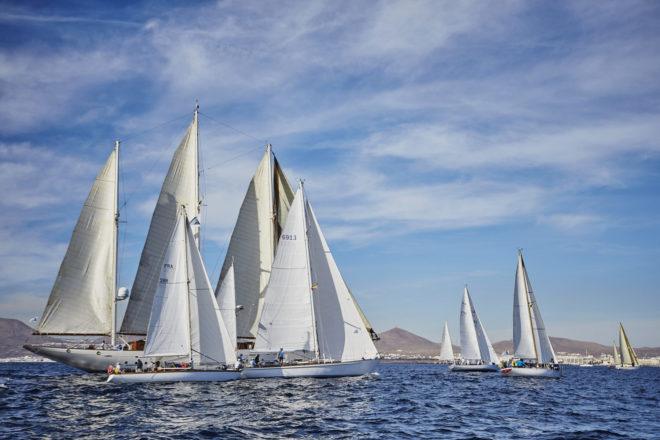 La Panerai Transat Classique se despide de Lanzarote