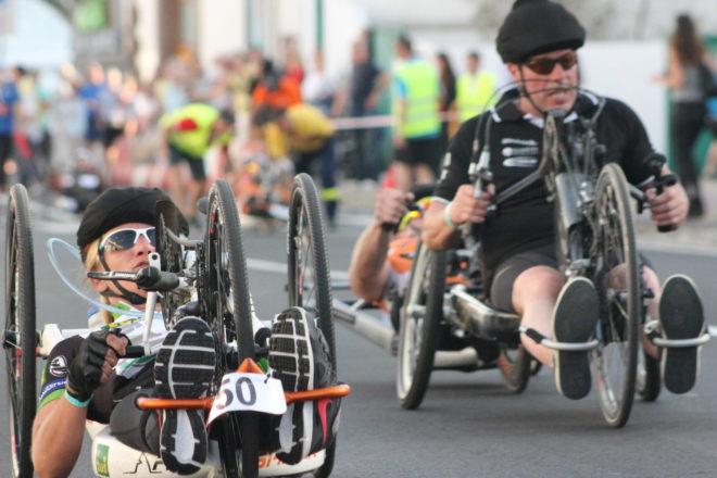 El Handbike como motivación para la competición
