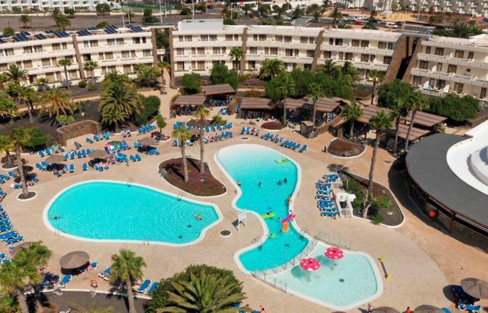 Alojamiento de Golf en Lanzarote; Los Zocos Club Resort