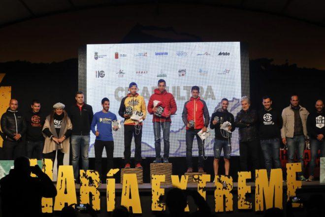 Cristofer Clemente logra un triplete en la Haría Extreme Lanzarote y Ana Cristina Constantin se lleva el oro en féminas
