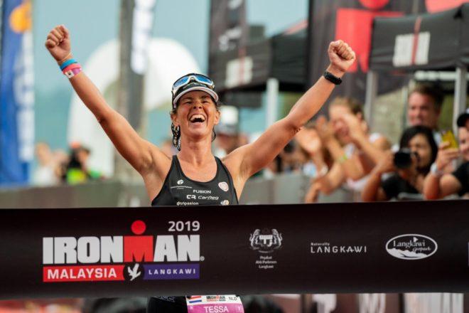 Tessa Kortekaas, de triatleta aficionada a campeona. 10 claves del éxito.