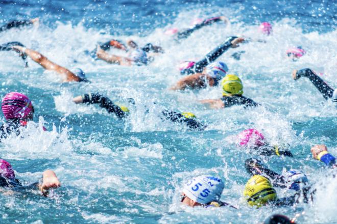 Nadar en Lanzarote, un auténtico placer al alcance de todos