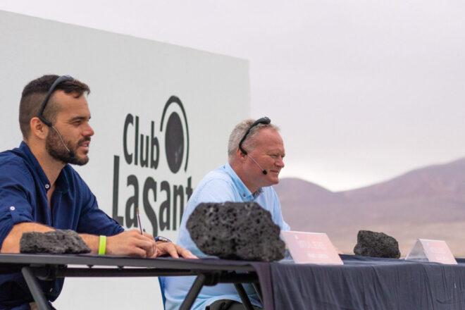Kasper Laumann y Lisa Lerch inauguran el podium de la Virtual Series 2
