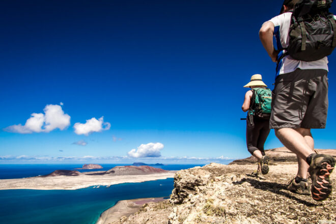Descubriendo las rutas del Norte de Lanzarote y La Graciosa