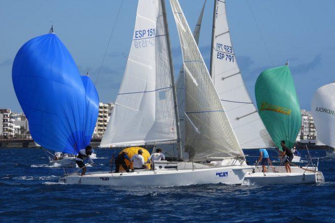 El Trofeo SAR Princesa Alexia de J80 se va para Marina Rubicón