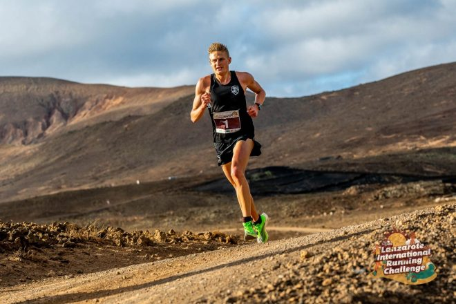 Tessa Sørensen y Kasper Laumann Hartlev fueron los grandes vencedores  del Lanzarote International Running Challenge Virtual