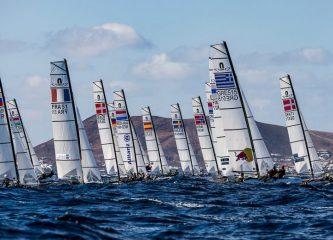 Lanzarote International Regatta-Clasificacion Juegos Olimpicos Vela - Turismo Lanzarote