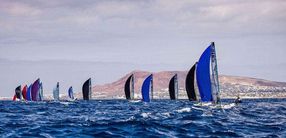 Lanzarote International Regatta - sede olímpica vela - Turismo Lanzarote
