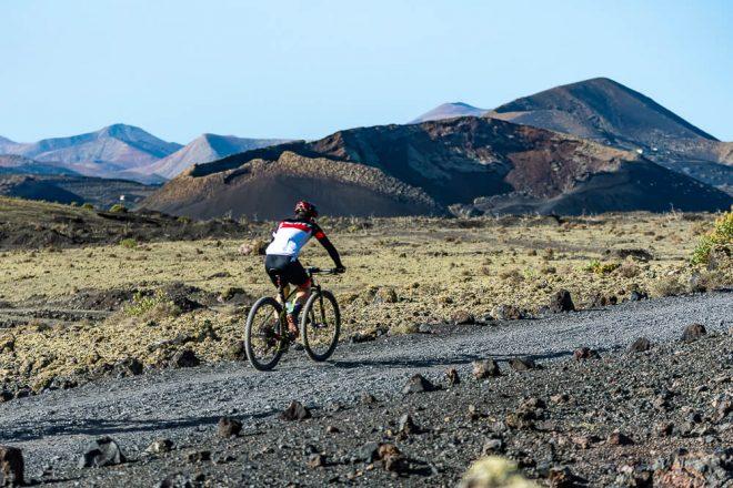 Explora Lanzarote a pedales