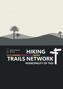 Hiking trails Tías - Turismo Lanzarote