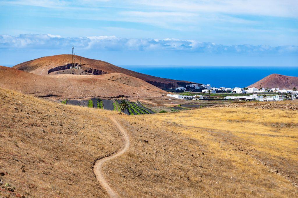 ESD- Post Senderismo 2 - Turismo Lanzarote