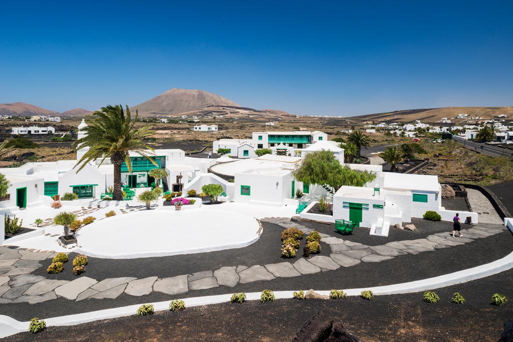 Casa-Museo del Campesino blog senderismo Turismo Lanzarote