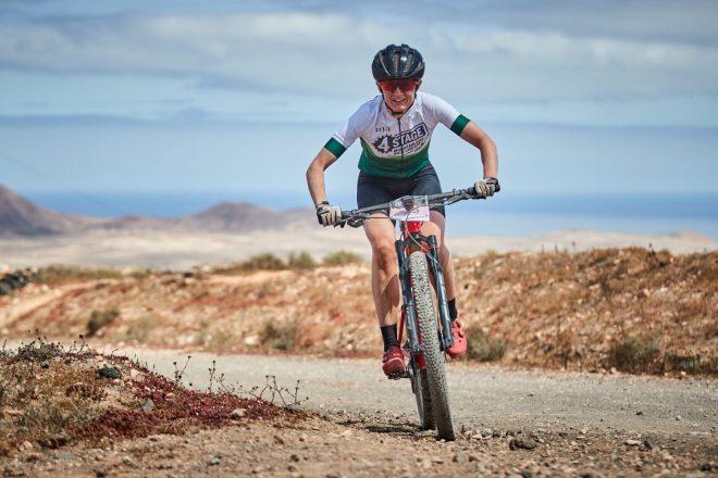4 Stage MTB Race Lanzarote; espectáculo deportivo y seguridad sanitaria