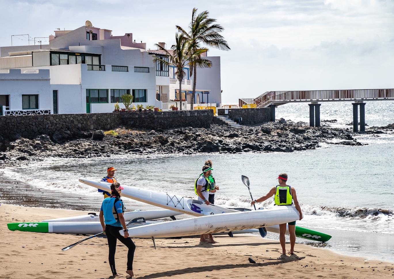 ICF Canoe Ocean Racing World Championships Lanzarote2021