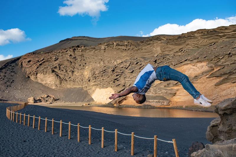 Ray Zapata - Sports Experiences ESD Turismo Lanzarote