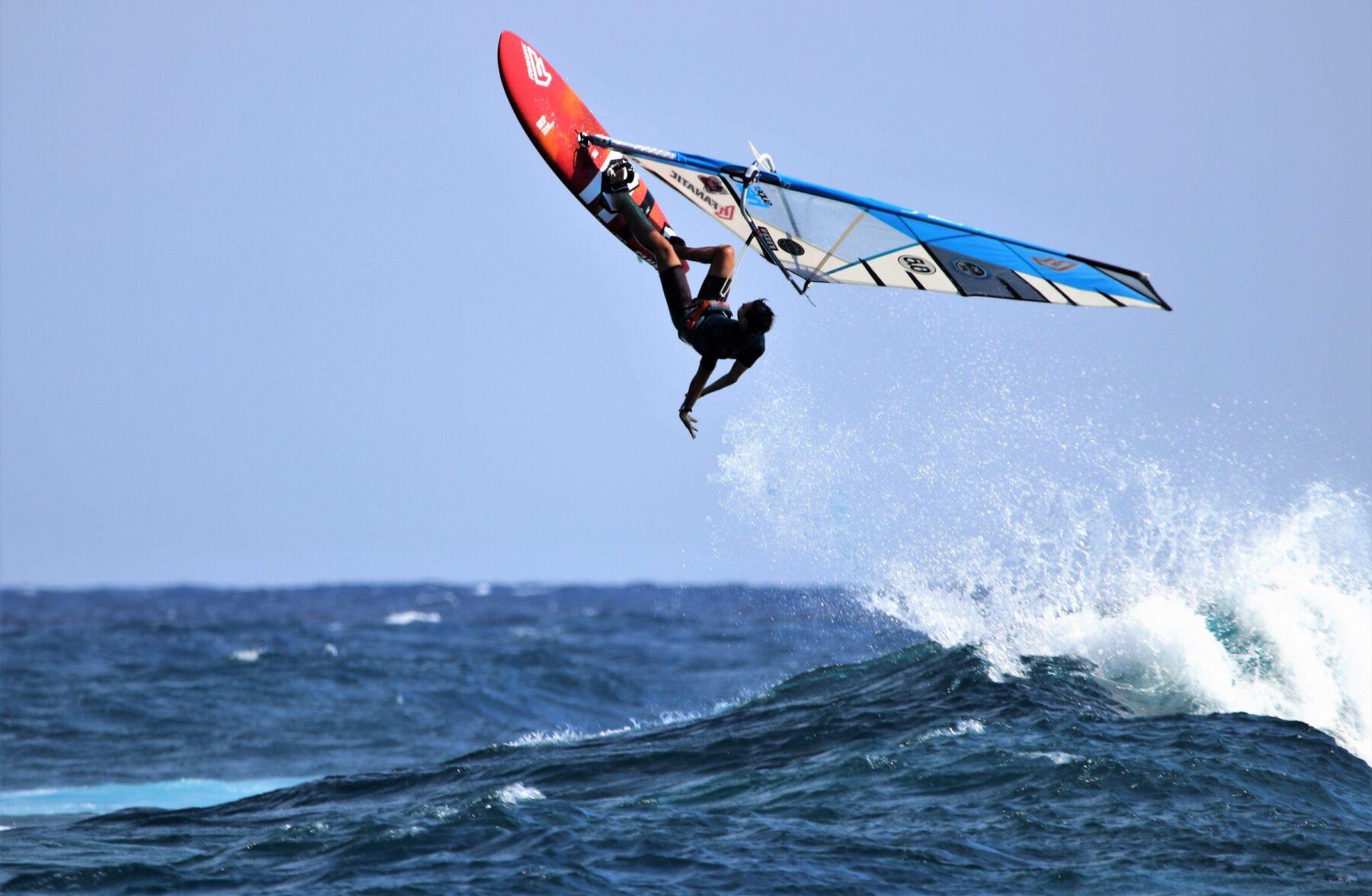 Windsurf Lanzarote ESD | Turismo Lanzarote