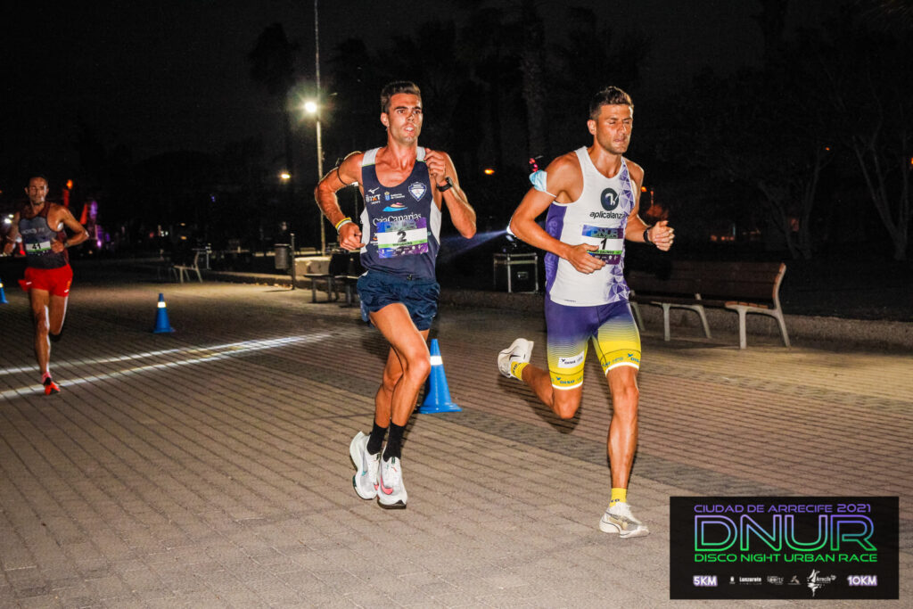 Arrecife Disco Night Urban Race
