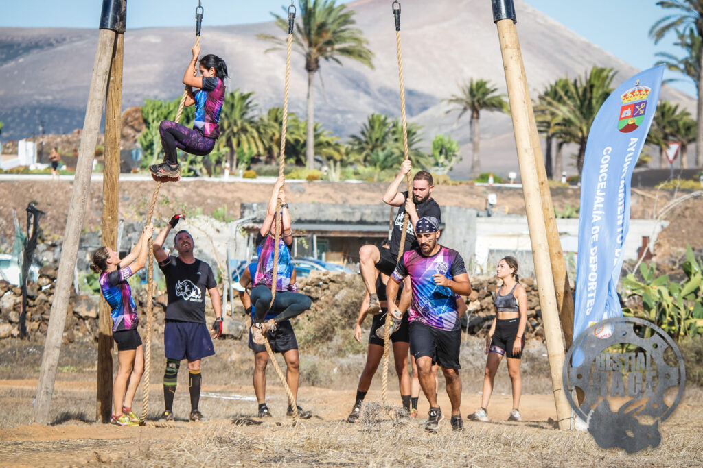 Yaiza Bestial Race 2021 - Lanzarote ESD 3