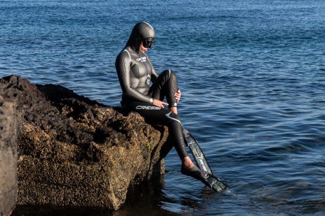 Siéntete como pez en el agua practicando apnea en Lanzarote ESD